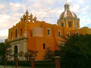 Church, Montemorelos, Nuevo León