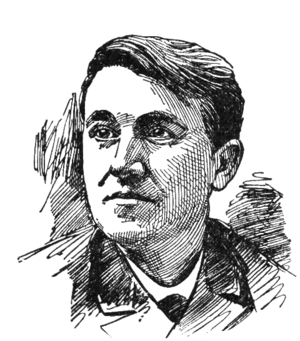 NSRW Thomas Alva Edison