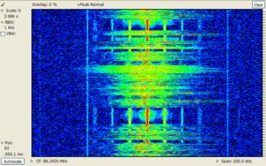 Spectrogram-fm-radio