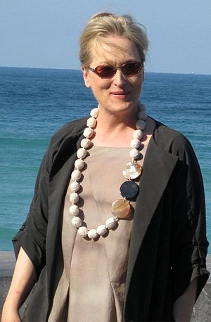 Meryl Streep on the 56th International Film Fe...