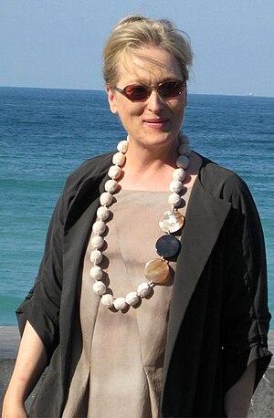 Meryl Streep on the 56th International Film Fe...