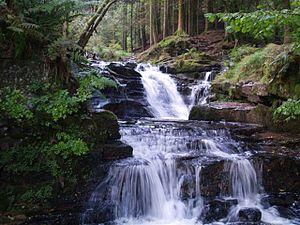 English: Waterfalls