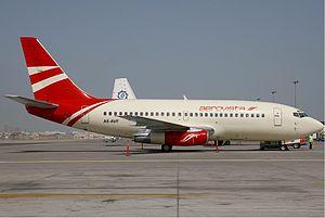 Aerovista Boeing 737-200