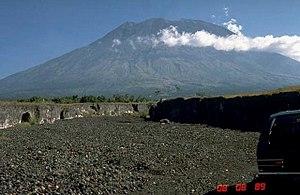 Mount Agung, Indonesia