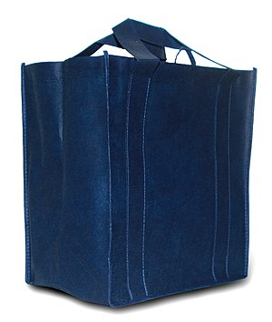 English: Reusable shopping bag
