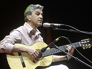 English: Caetano Veloso at Umbria Jazz (Perugi...