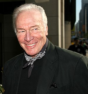 Christopher Plummer at the 2007 Toronto Intern...