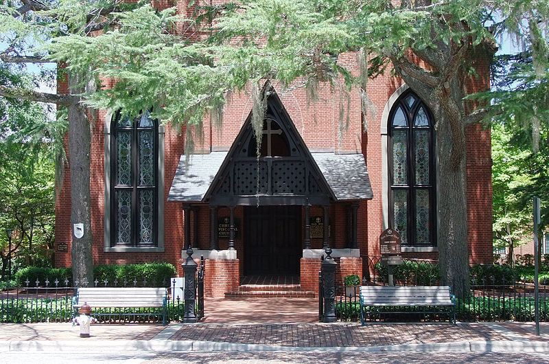 An Episcopal Church