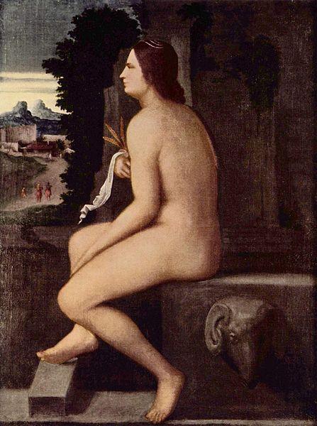 Giorgione, Demeter