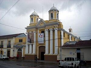 English: San Juan de Dios Roman Catholic churc...
