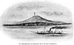Insula Şerpilor în anul 1896