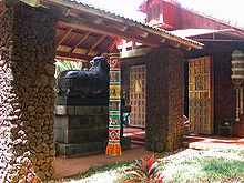 Kadavul Temple at Kauai's Hindu Monastery