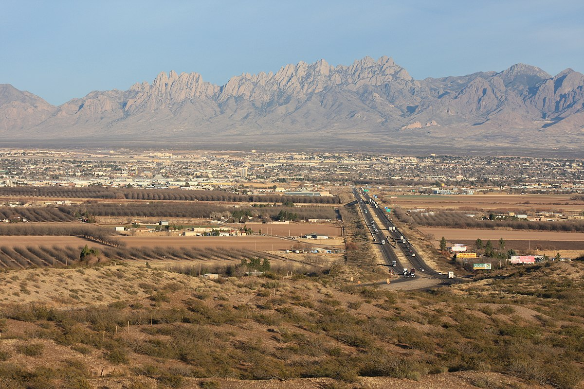 About Las Cruces New Mexico