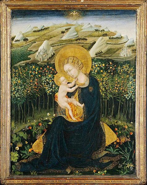 File:Madonna of Humility.Giovanni di Paolo. Boston MFA.jpg