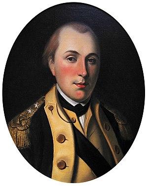 Young Marquis de Lafayette