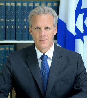 Official portrait of Michael Oren