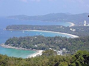 Phuket, Thailand shore
