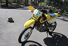 Suzuki DR650  Wikipedia