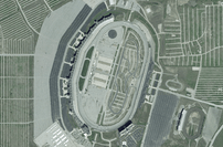 Texas Motor Speedway on NASA World Wind 1.3.