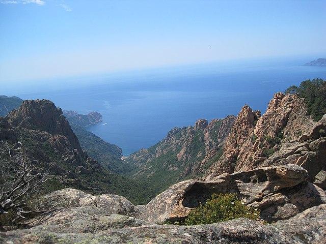 le belle spiagge della Corsica