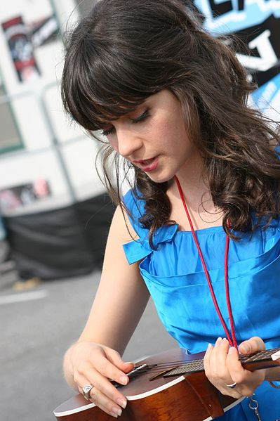 File:Zooey Deschanel @ Virgin Music Festival 03.jpg