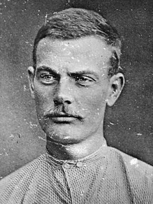 Bob Younger after 1876 capture
