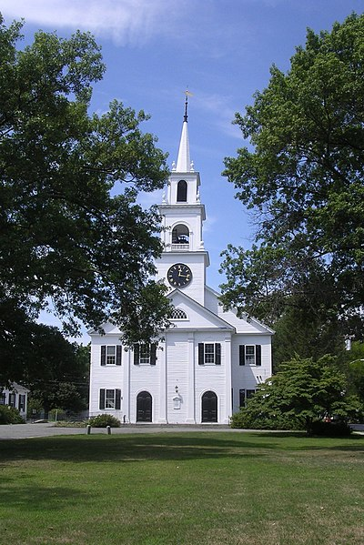 File:First Church and Parish, Dedham MA.jpg