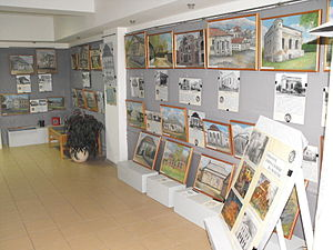 English: Museum of jewish history and culture ...