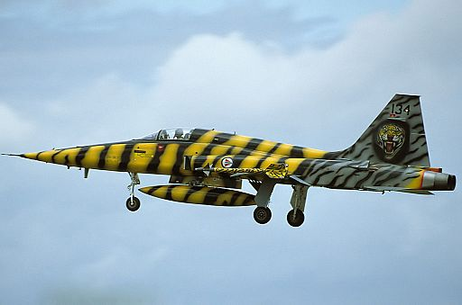 Norwegian Air Force Northrop F-5A Freedom Fighter Freer-1