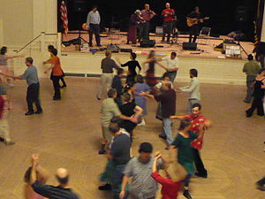 Peterborough contra dance