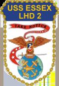 USS Essex LHD-2 Crest.png
