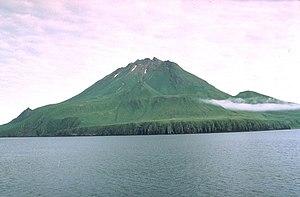 Uliaga Island, Aleutian Islands