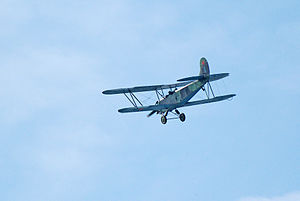Поликарпов По-2 in flight (the international a...