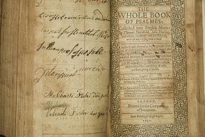 1631 Book of Psalms