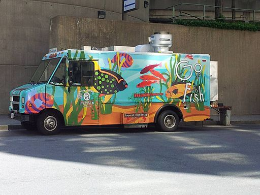 Boston food truck. 01