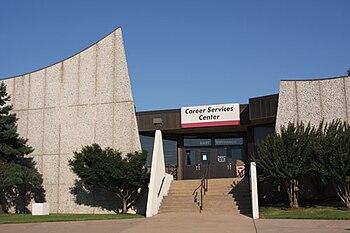 English: TTC Career Services Campus