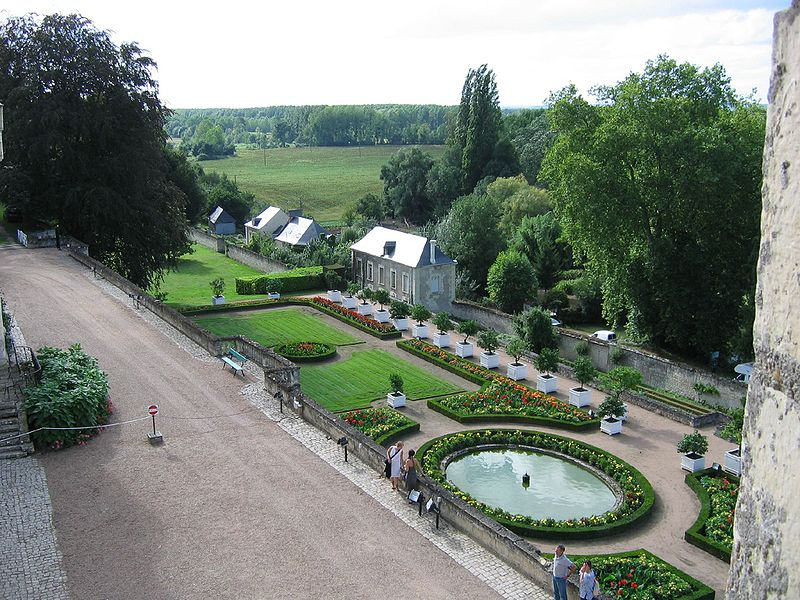 ChateaudUsseGardens