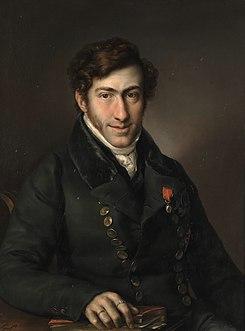 Don Francisco de Paula of Bourbon, Infante of Spain (1794-1865) by Vicente Lopez y Portaña.jpg