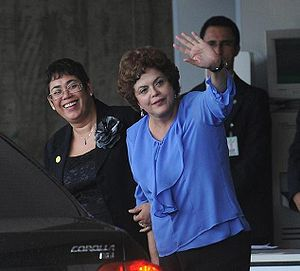 Brasília - A nova ministra da Casa Civil, Eren...