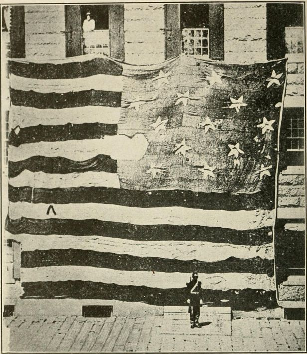 Star-Spangled Banner Flag