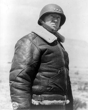 English: Lieutenant General George S. Patton J...