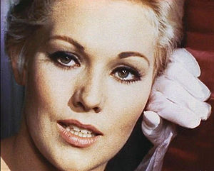 Screenshot of Kim Novak from the trailer for t...