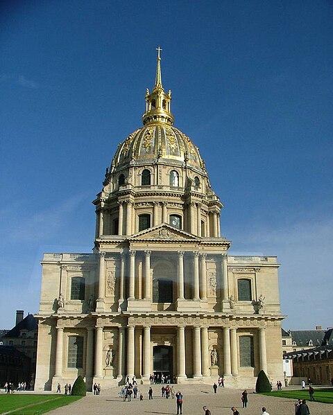 File:Les Invalides in Paris.jpg