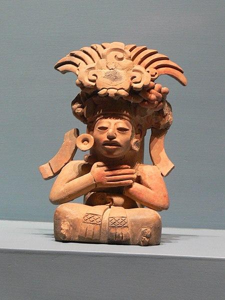 figurina in terracotta