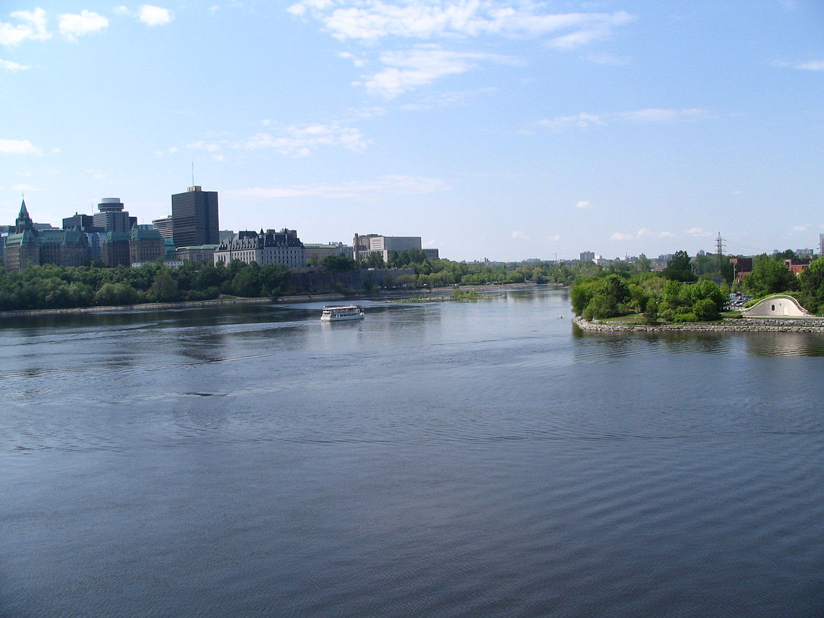 Ottawa Fiume Wikipedia