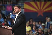 Image result for Representative Ruben Gallego (AZ)