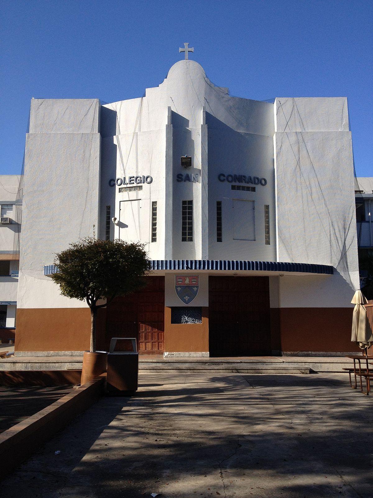 Colegio San Conrado Wikipedia