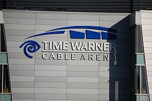 English: Time Warner Cable Arena