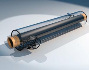 Simple tubular heat exchanger