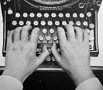 The QWERTY layout of typewriter keys became a de facto standard and continues to be used long after the reasons for its adoption (including reduction of key/lever entanglements) have ceased to apply.